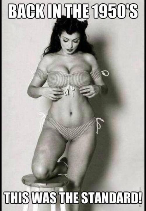 Bodytypes glorified