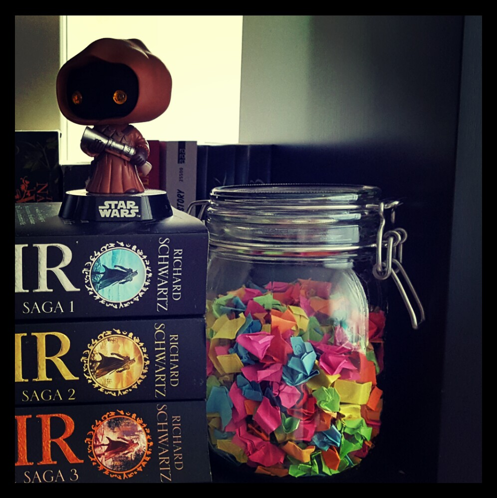 Mein aktuelles TBR-Jar
