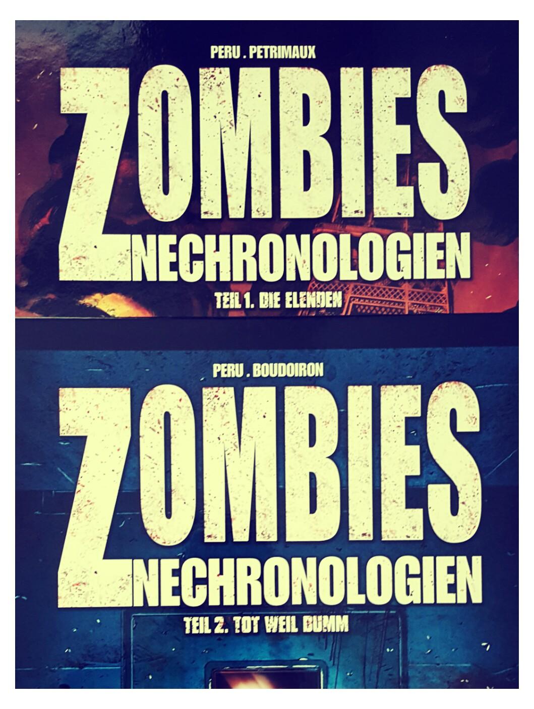 Peru/Petrimaux/Boudoiron – Zombies Nechronologien