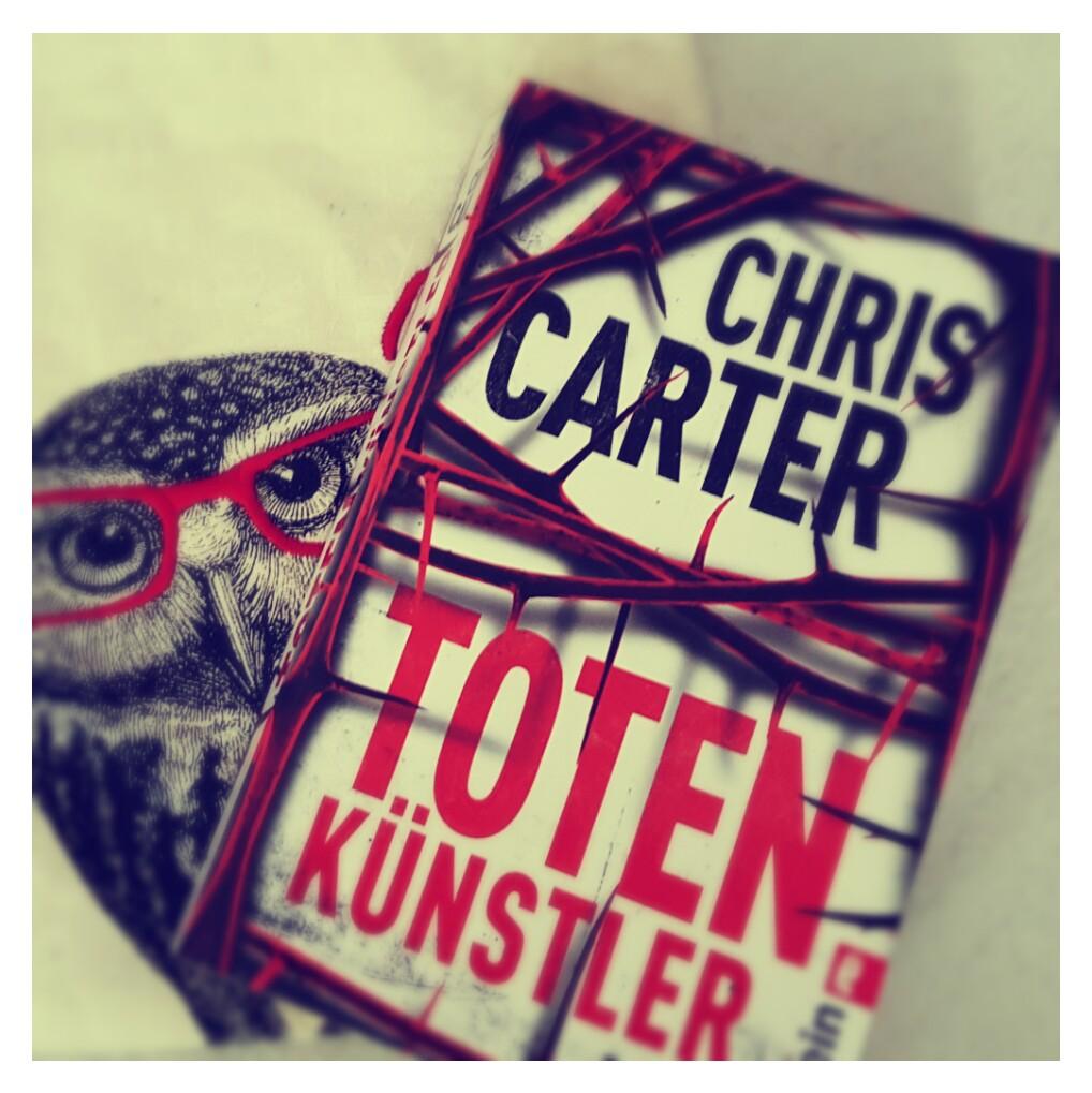 Chris Carter – Der Totenkünstler