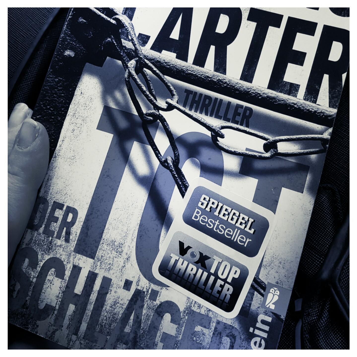 Chris Carter – Der Totschläger