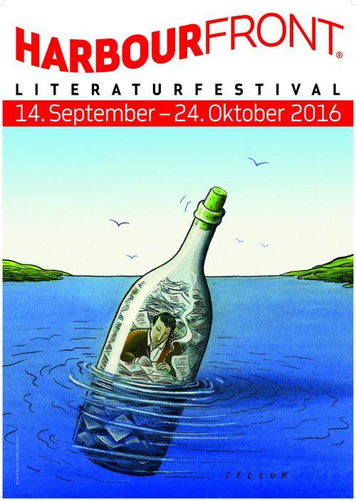 [Short] Harbour Front Literaturfestival Hamburg 2016