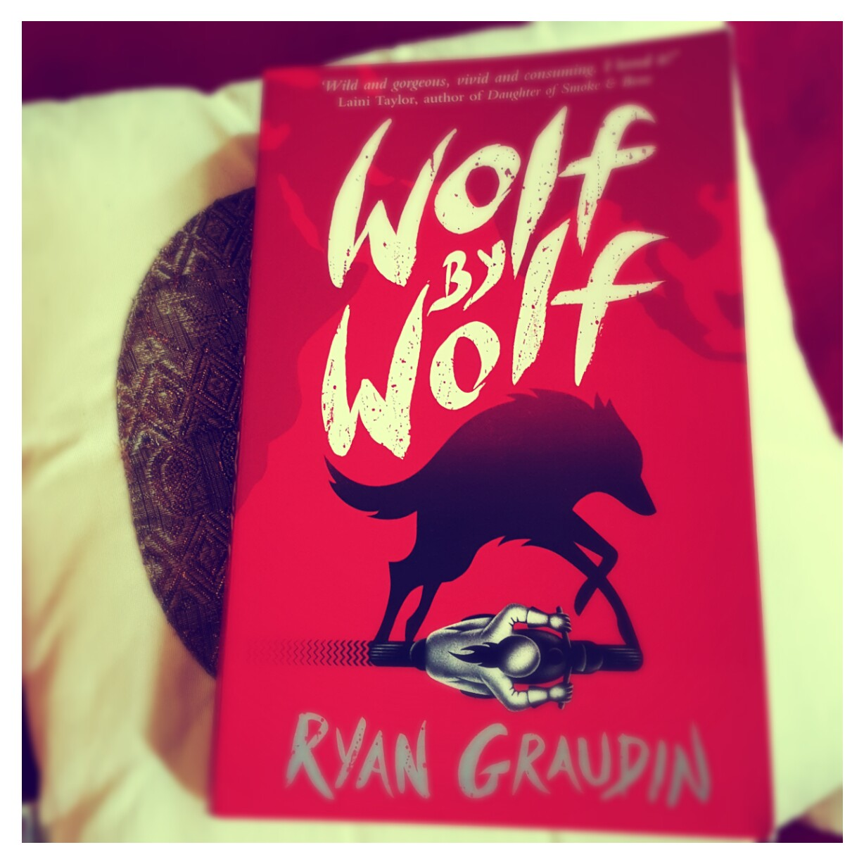 [Rezension] Ryan Graudin – Wolf by Wolf
