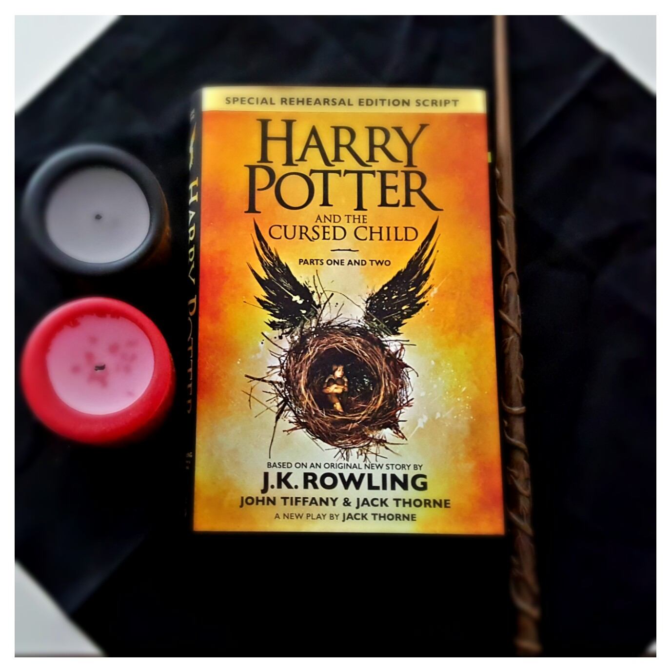 [Rezension] J. K. Rowling – Harry Potter and the Cursed Child (Spoilers)