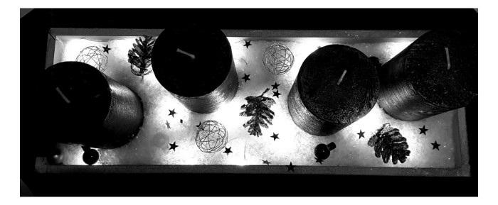 [Short] Advent, Advent, ein Türchen brennt…