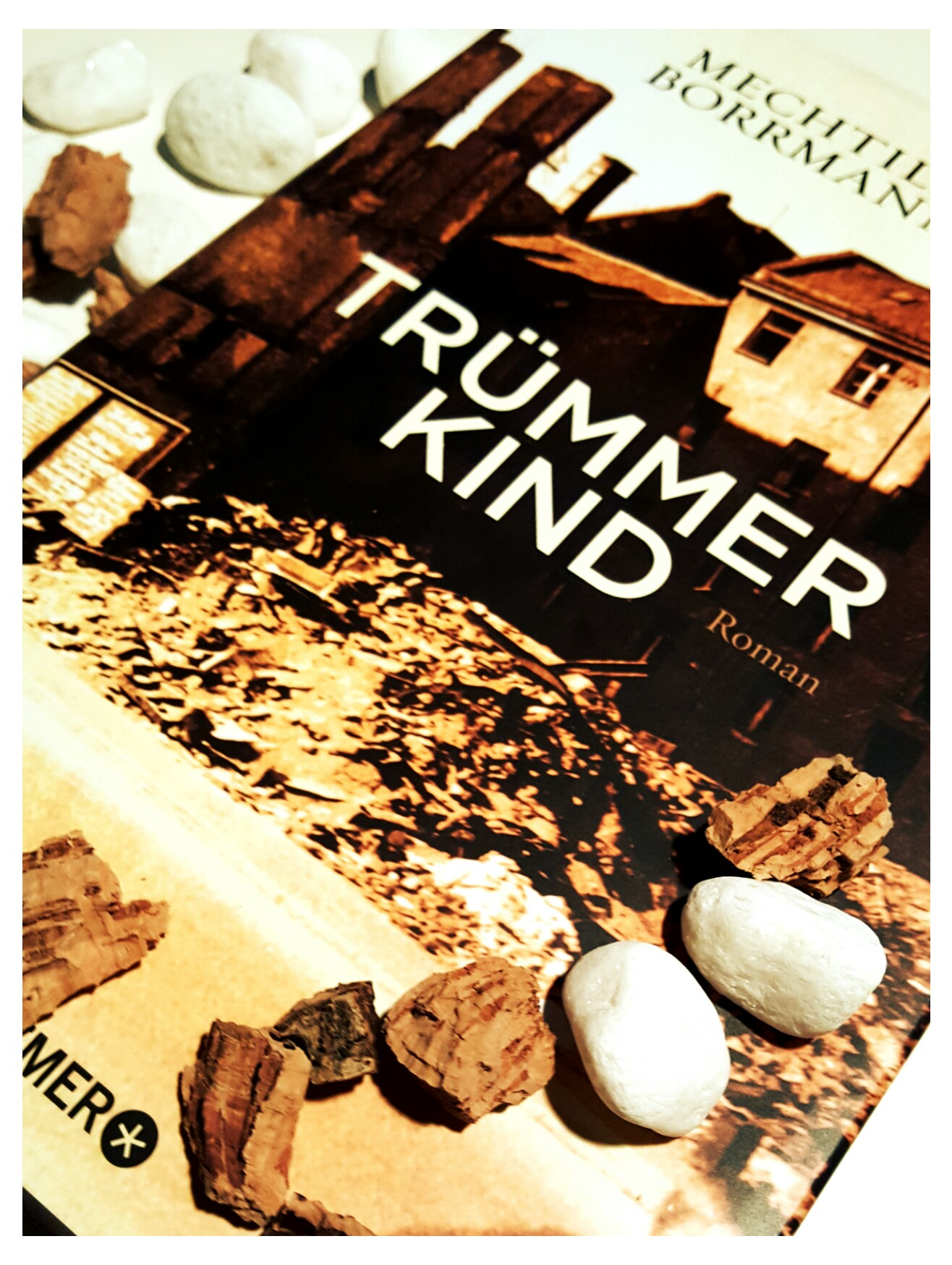 [Rezension] Mechtild Borrmann – Trümmerkind