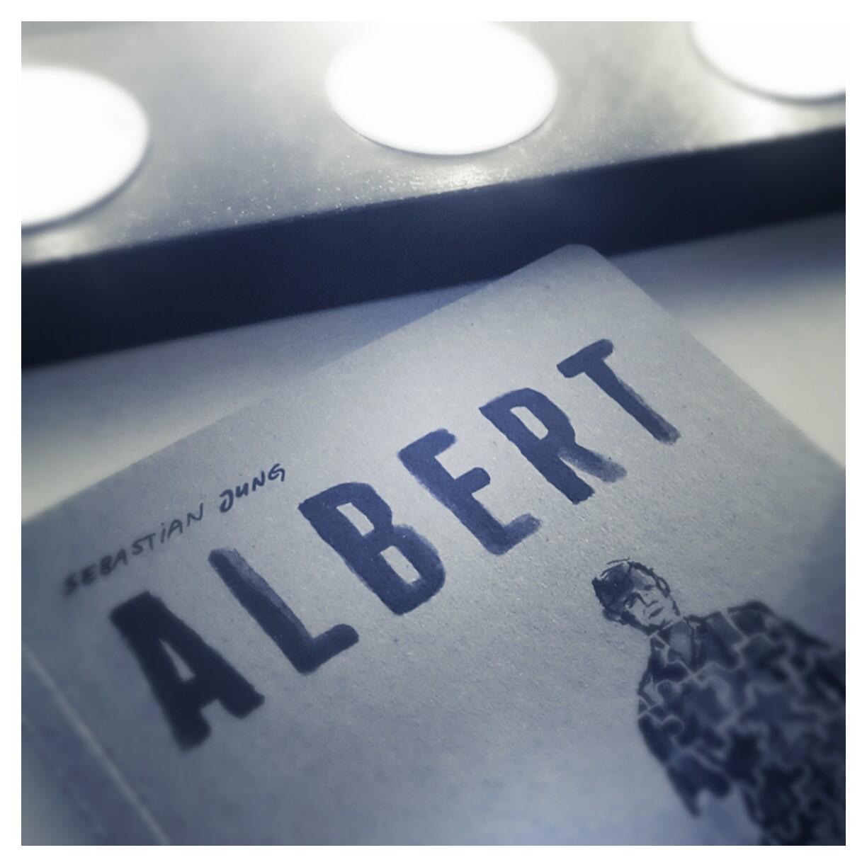 [Rezension] Sebastian Jung – Albert