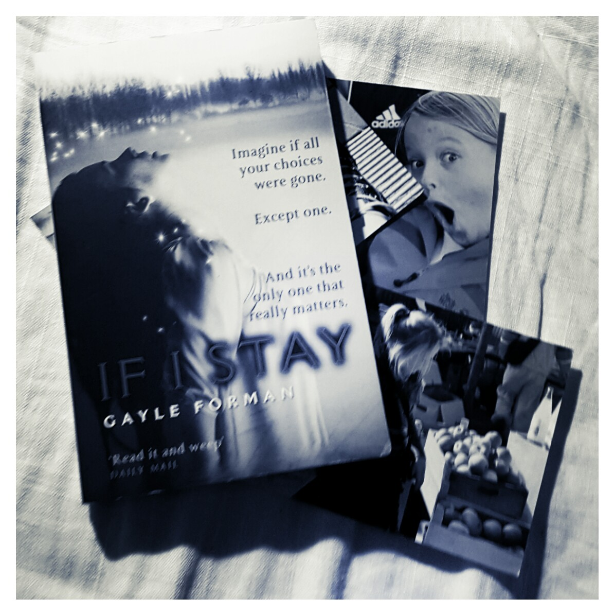 [Rezension] Gayle Forman – If I Stay