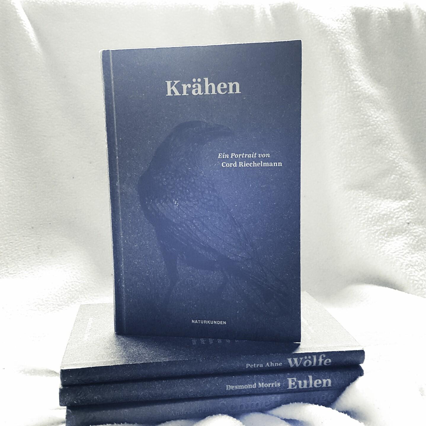 [Rezension] Cord Riechelmann – Krähen
