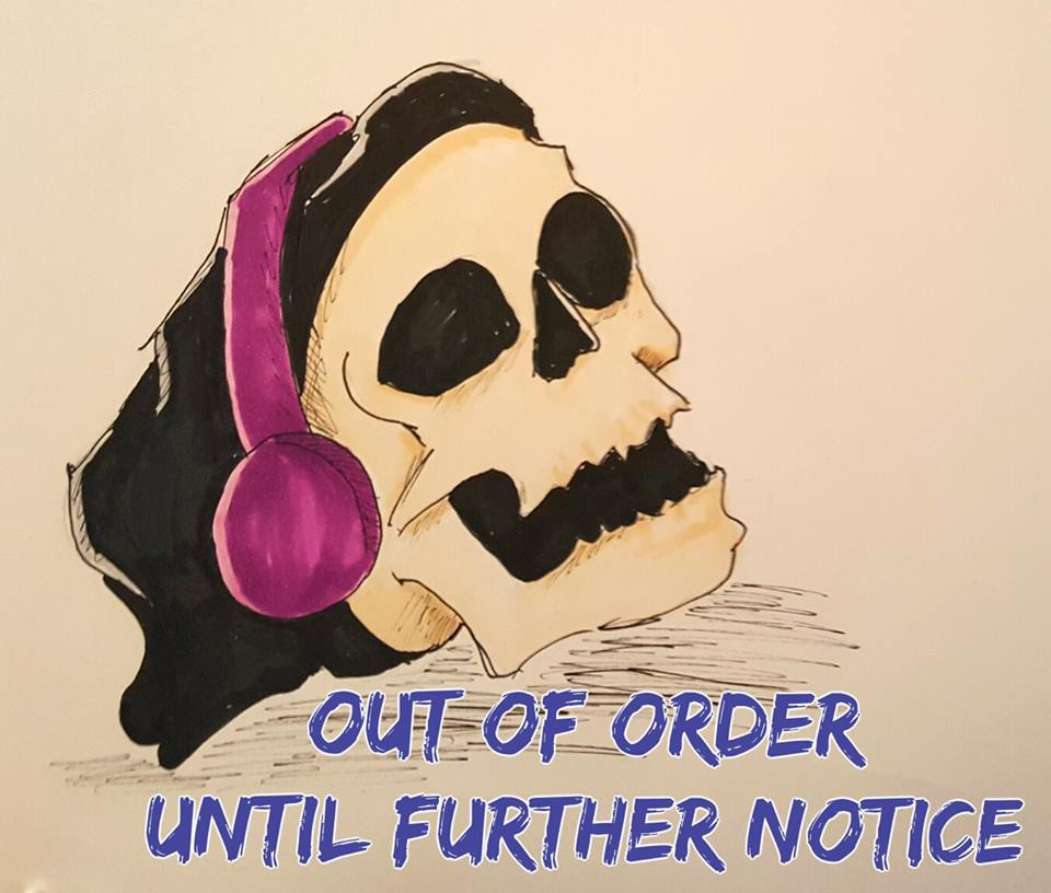 Wichtig: Blog out of order until further notice!