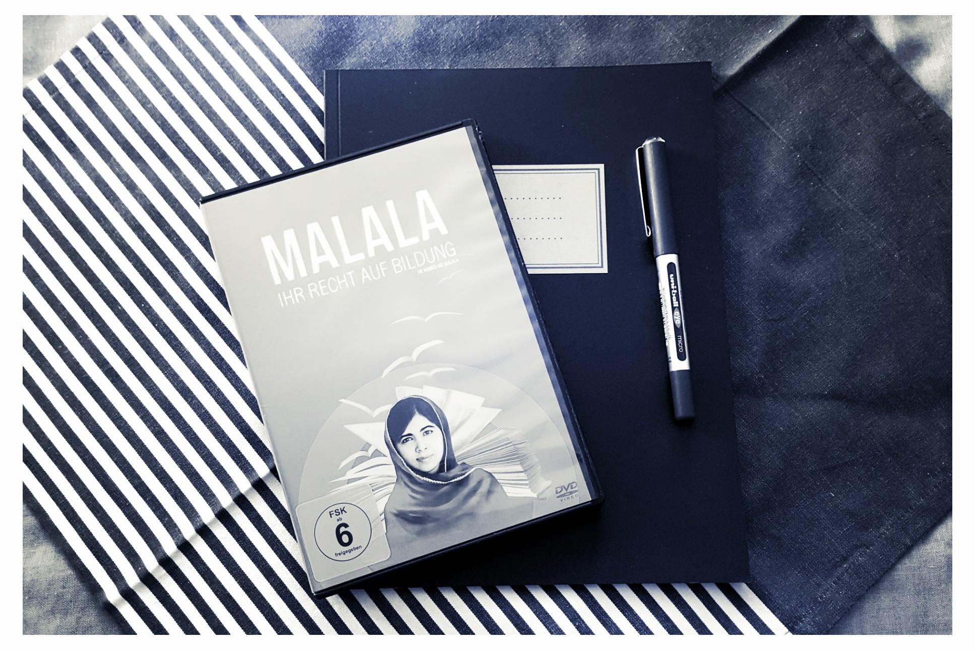 [Dokumentation + Gastrezension] Malala. Ihr Recht auf Bildung // Ich bin Malala