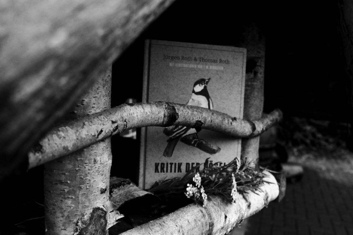 [Rezension] Jürgen Roth & Thomas Roth – Kritik der Vögel