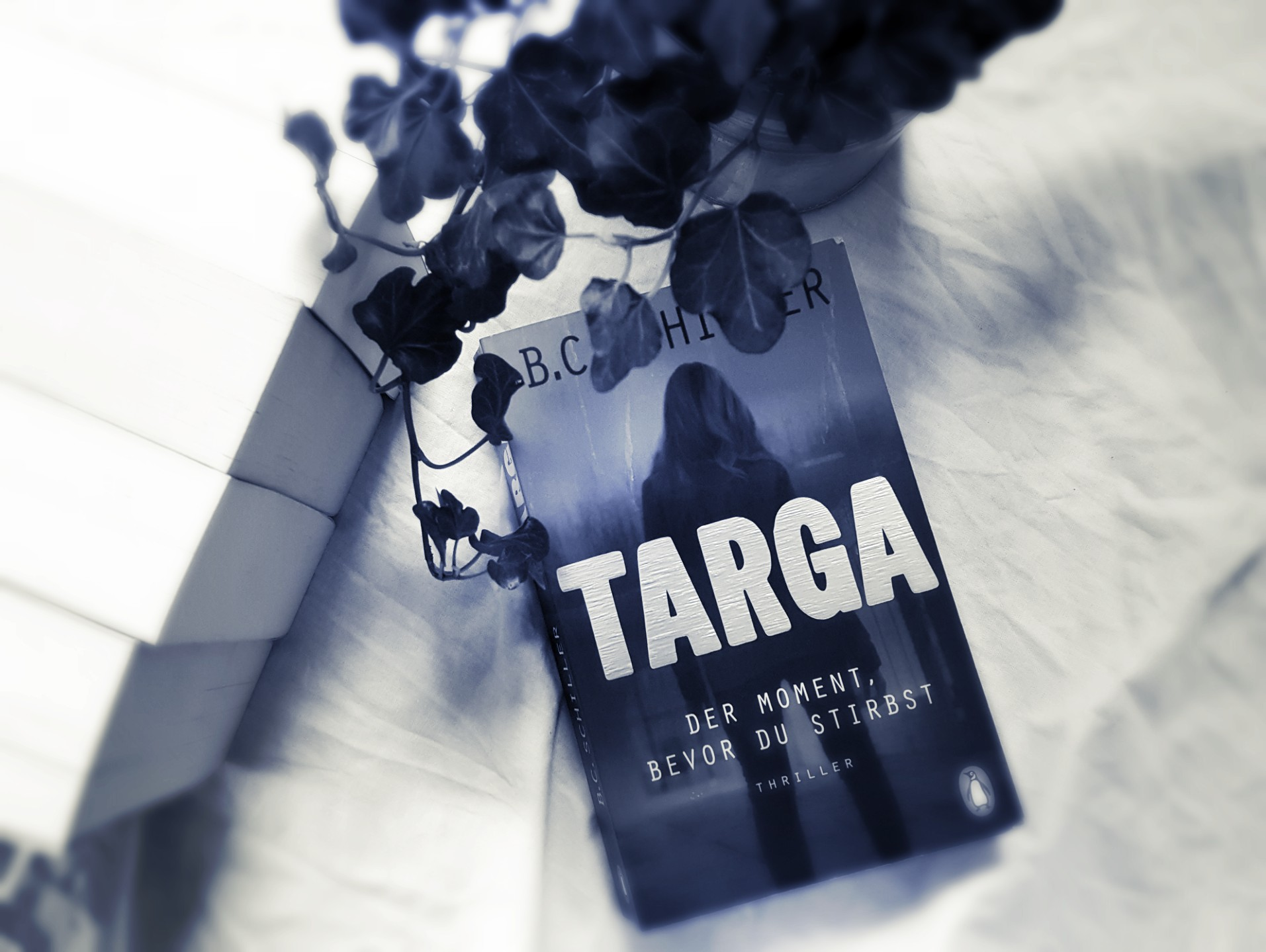 [Rezension] B.C. Schiller – Targa. Der Moment bevor du stirbst