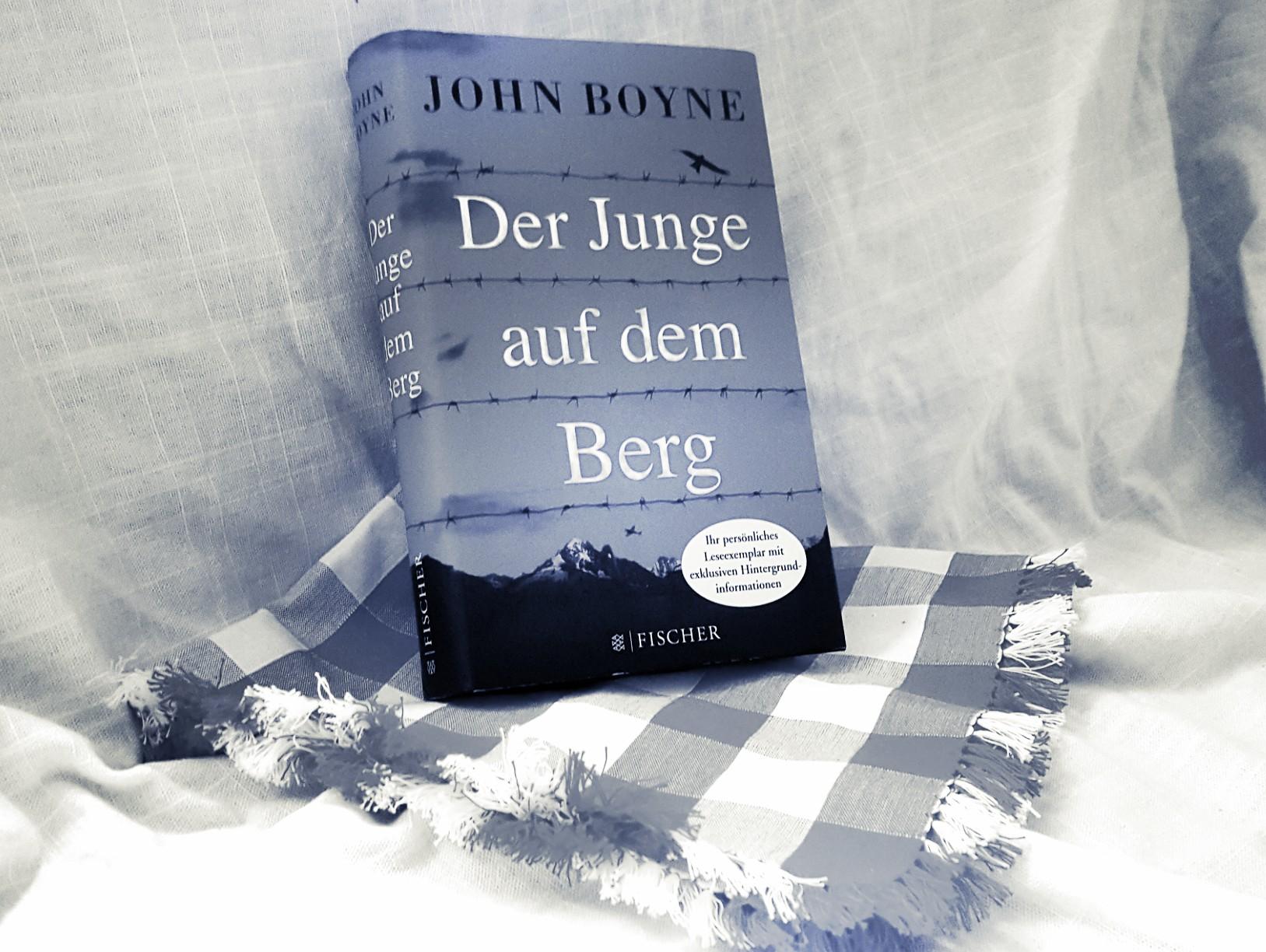 [Rezension] John Boyne – Der Junge auf dem Berg