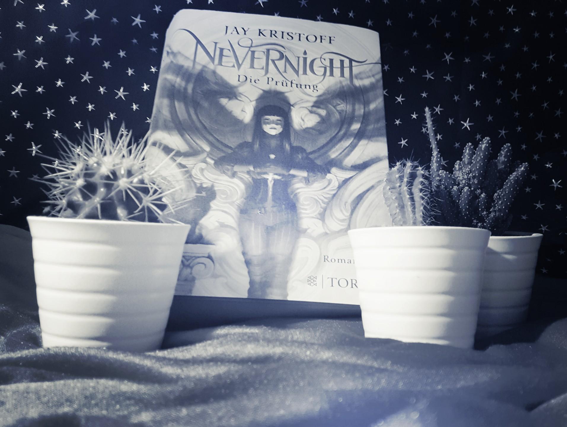 [Rezension] Jay Kristoff – Nevernight. Die Prüfung