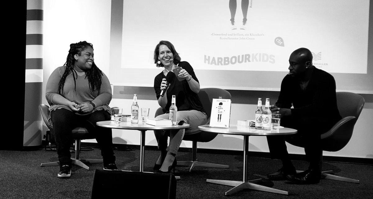 [On Tour] Harbourfront Literaturfestival 2017