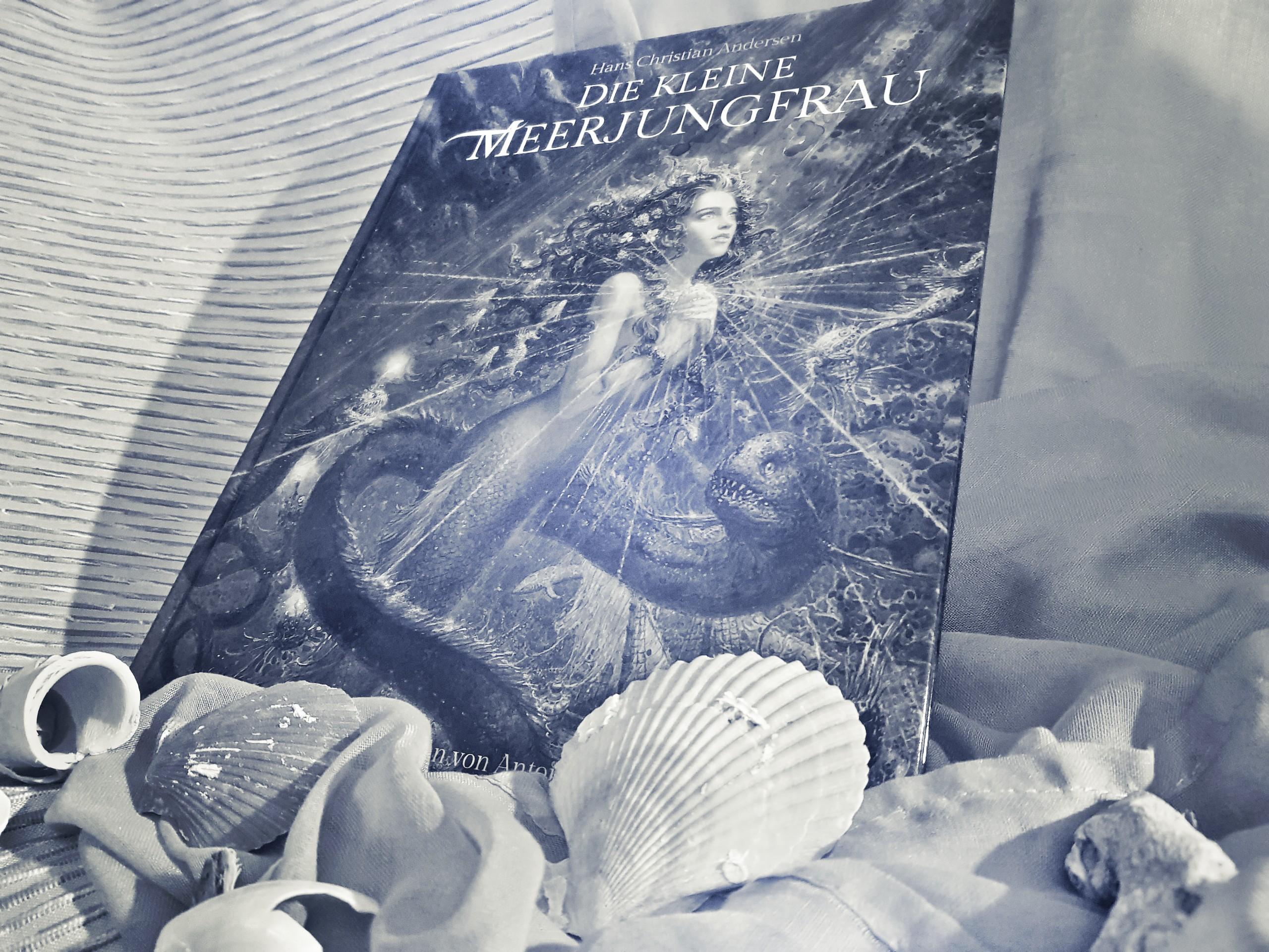 [Vorgelesen] Hans Christian Andersen – Die Kleine Meerjungfrau