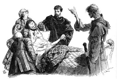 [Vorgelesen] Gebrüder Grimm – Der Gevatter Tod