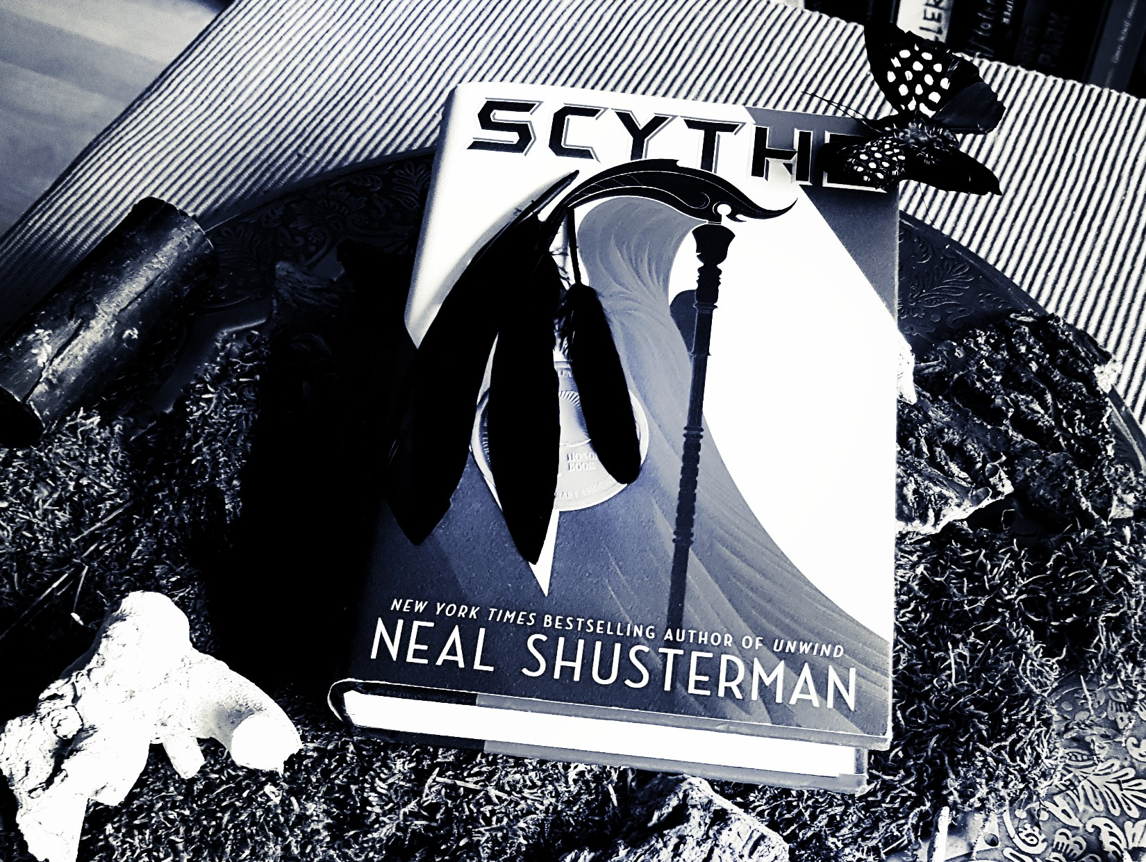 [Rezension] Neal Shusterman – Scythe