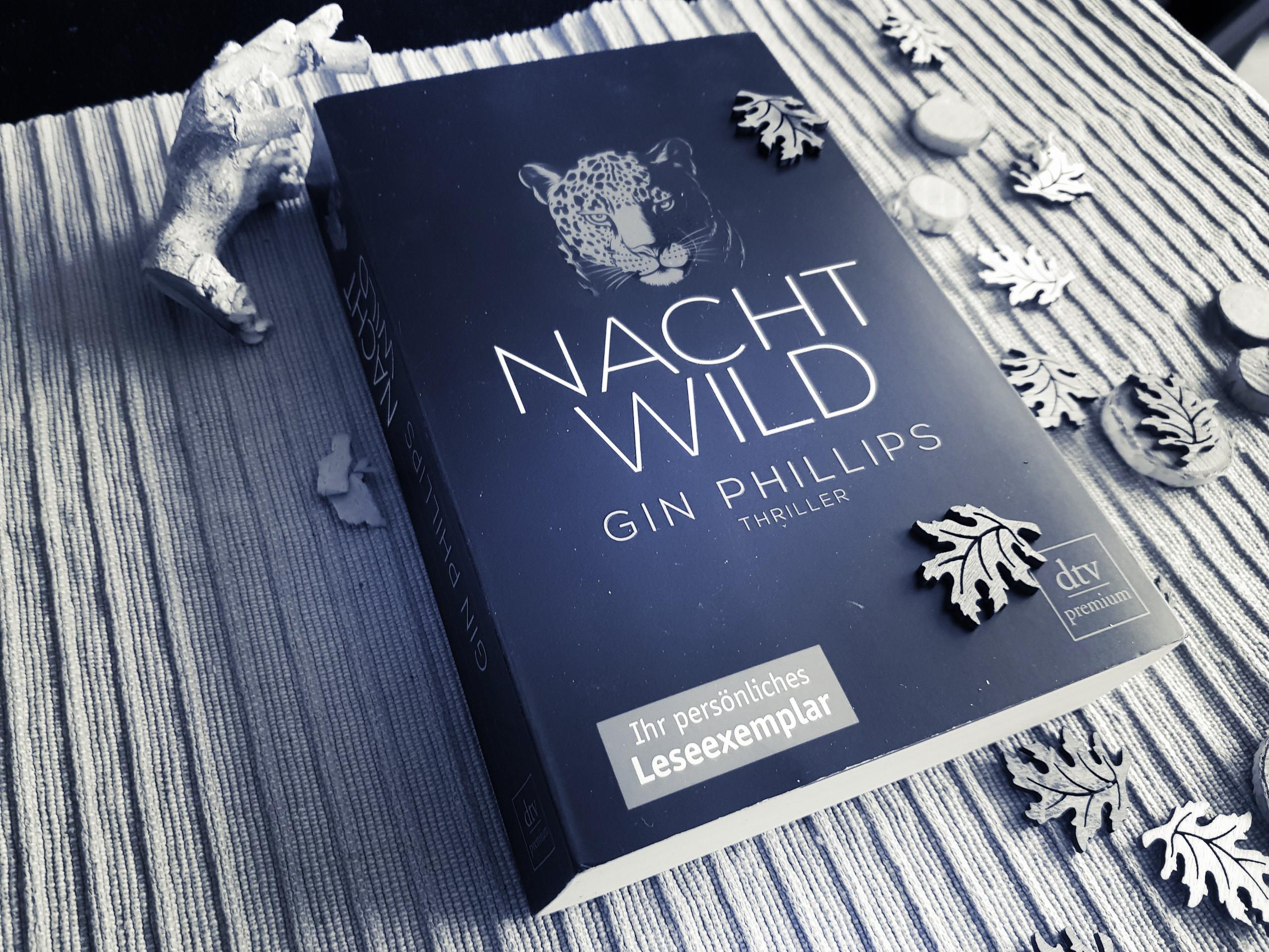 [Rezension] Gin Phillips – Nachtwild