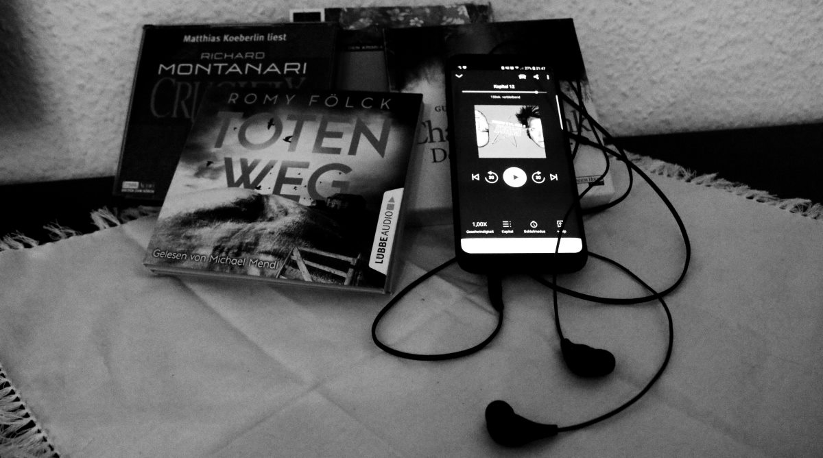 [Werbung] Hörbücher? Hm… Podcasts? Yes, please!