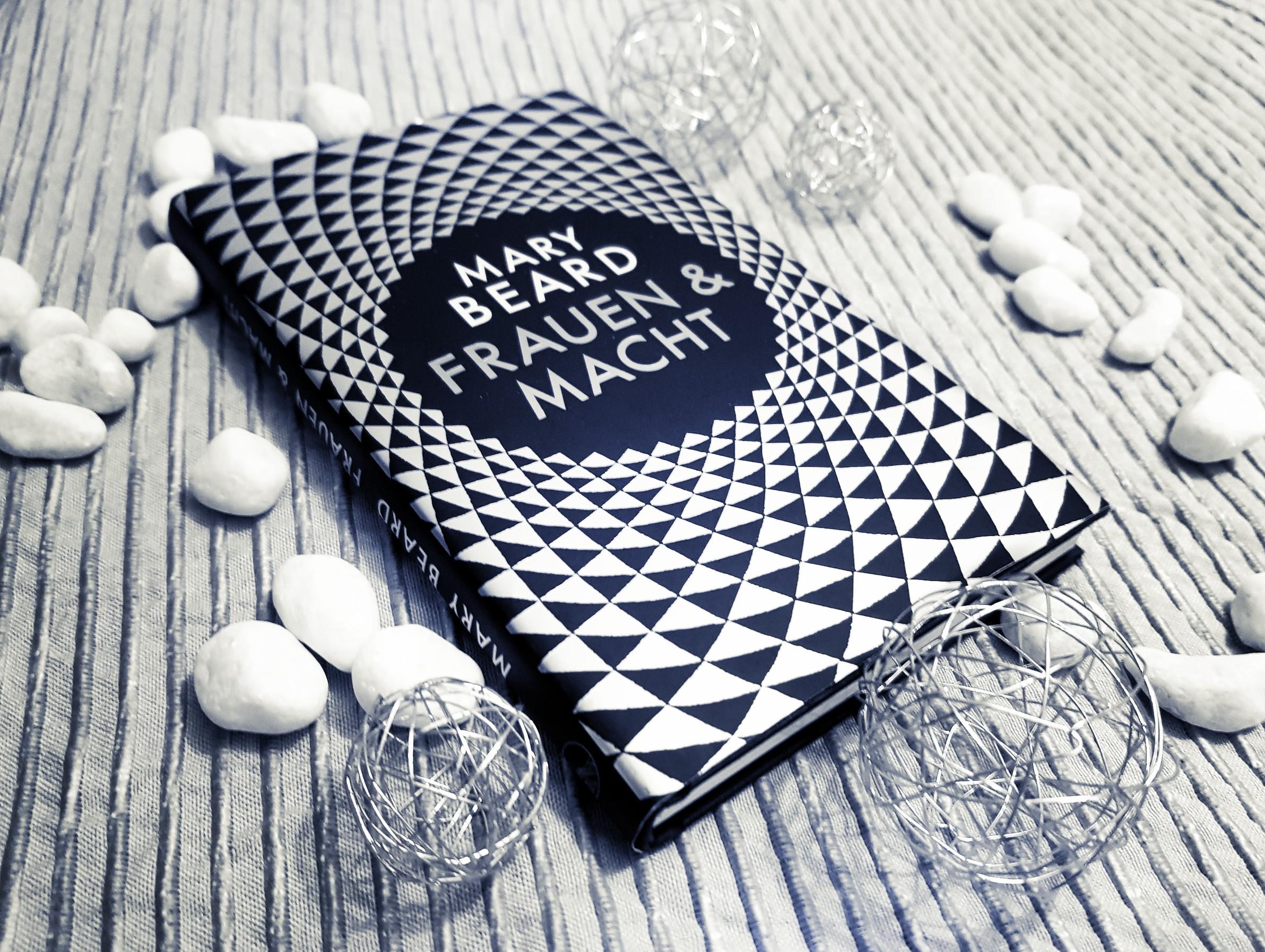 [Rezension] Mary Beard – Frauen und Macht