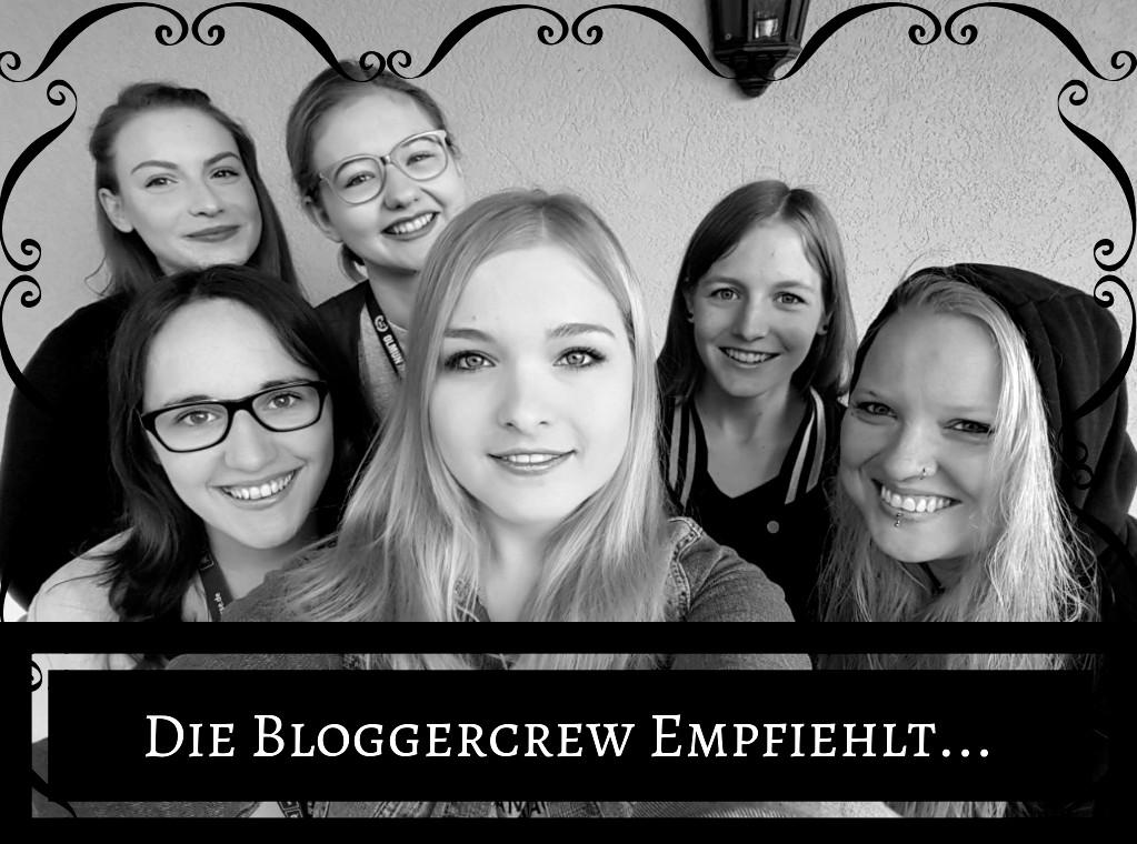 Die Bloggercrew empfiehlt – Oktober 2019