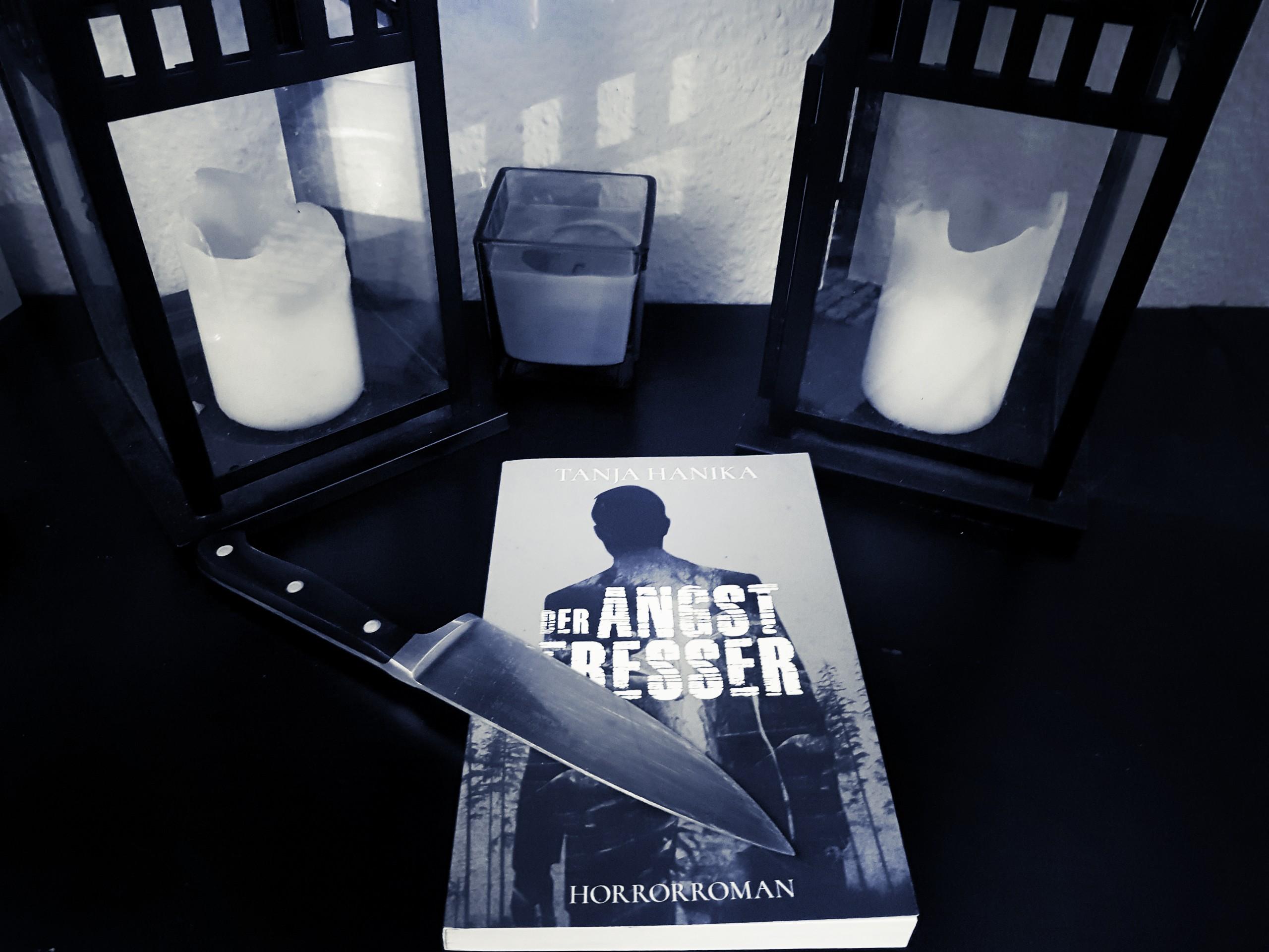 [Rezension] Tanja Hanika – Der Angstfresser