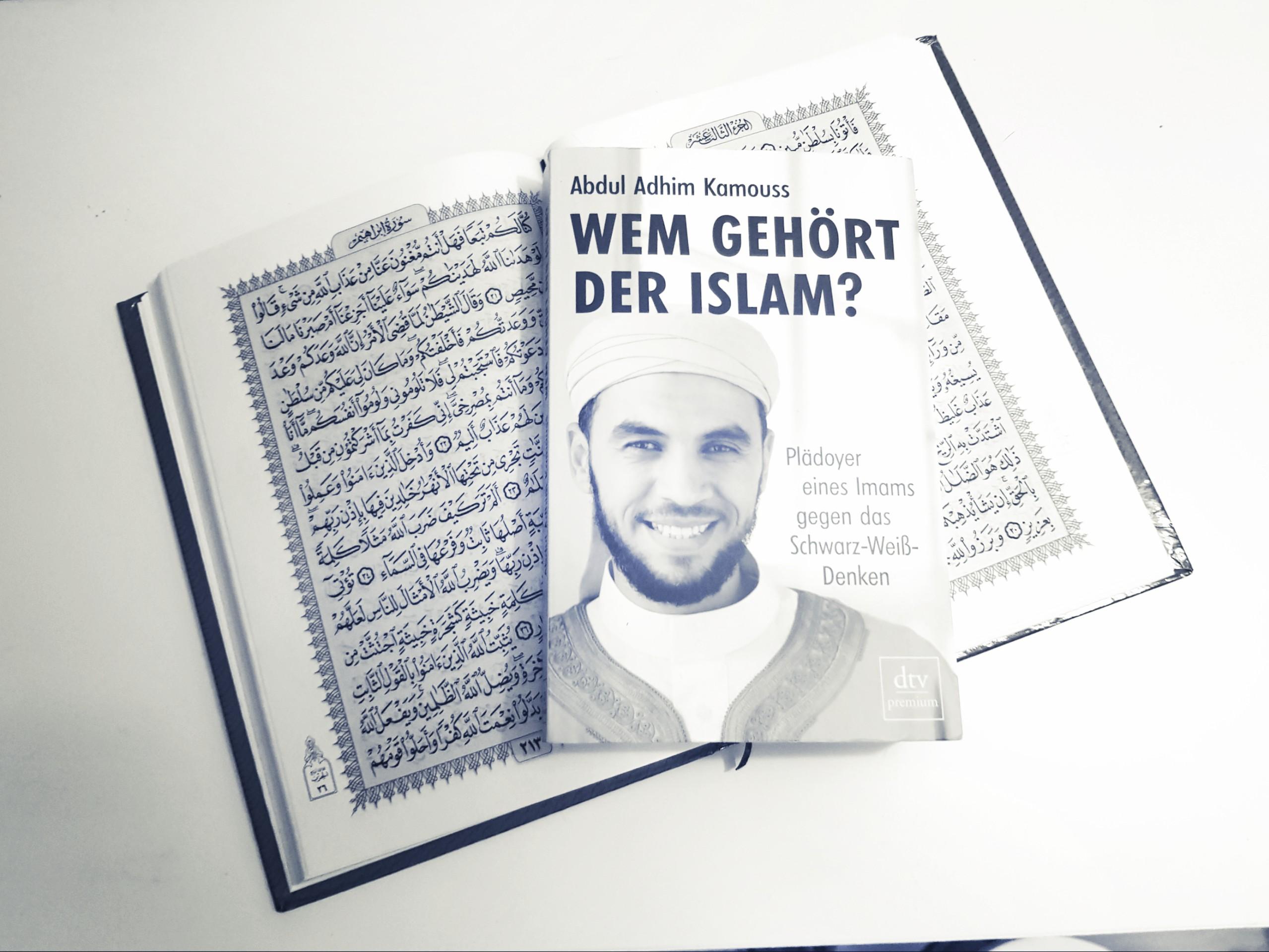 [Rezension] Abdul Adhim Kamouss – Wem gehört der Islam?