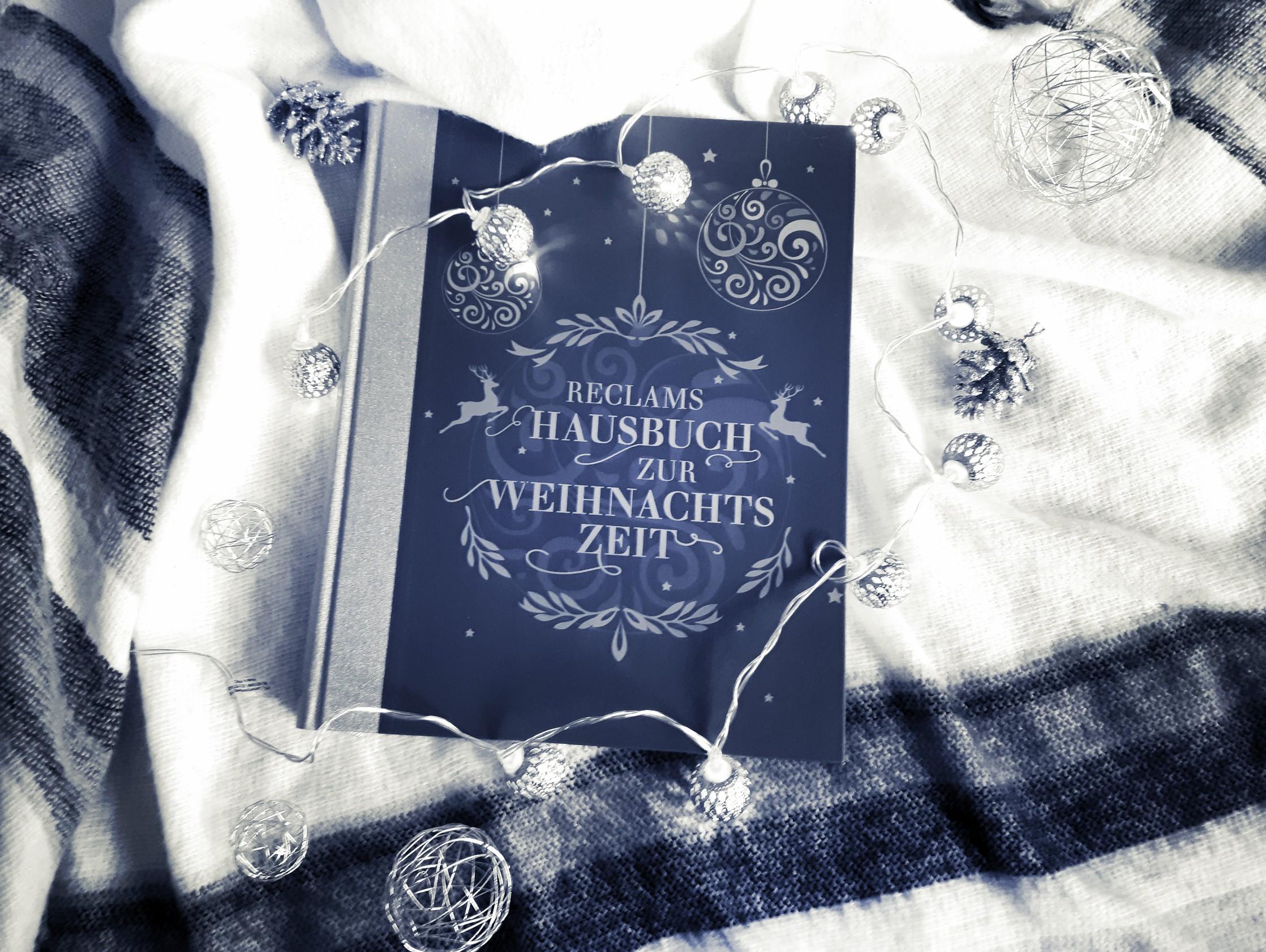 [Rezension] Reclams Hausbuch zur Weihnachtszeit