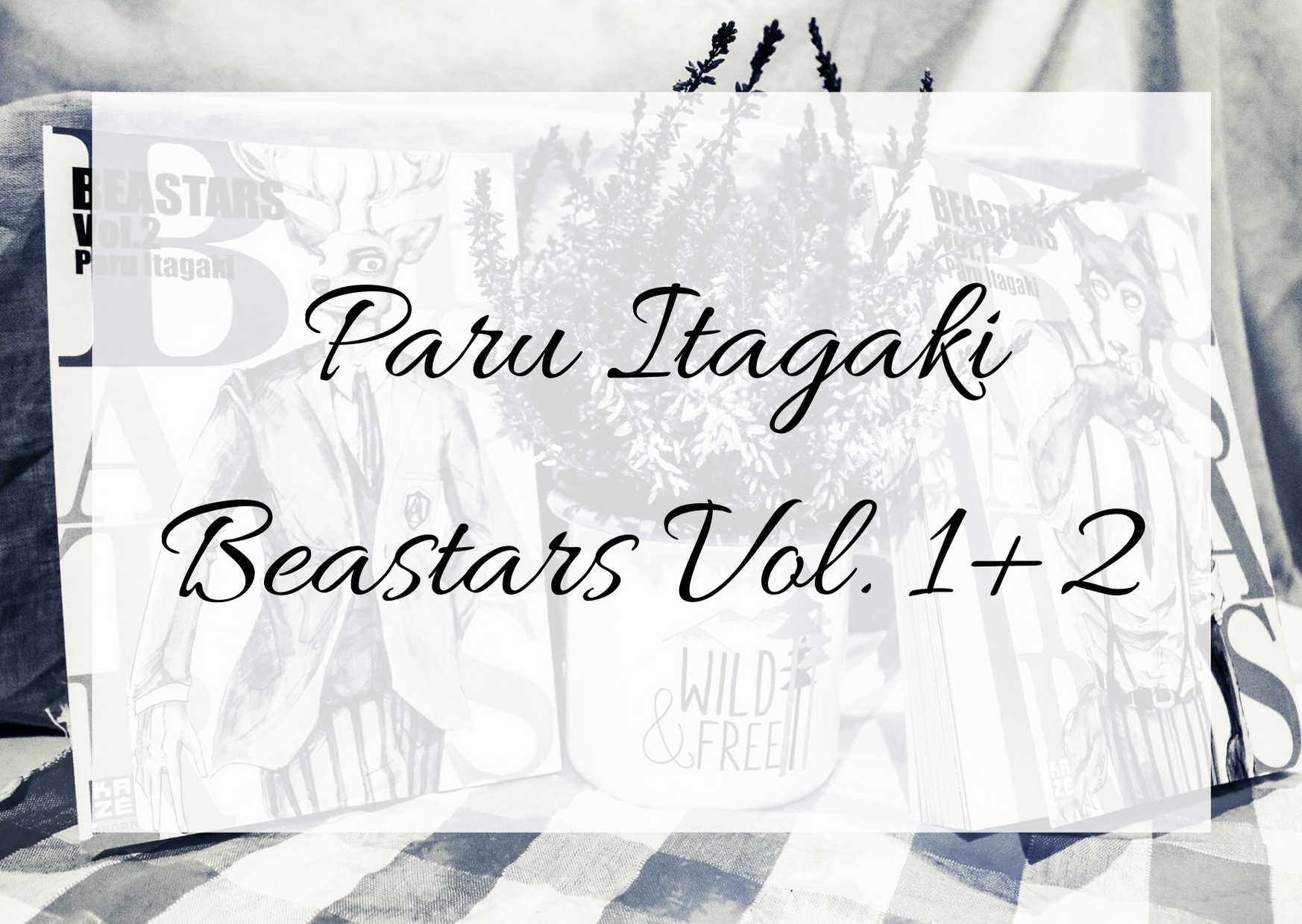 [Rezension] Paru Itagaki – Beastars Vol. 1 + Vol. 2